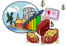 นักลงทุนหน้าใหม่เตรียมรับมือปี 58 ท่องเที่ยวโต ทองขาลง และภาษีการค้าออนไลน์!