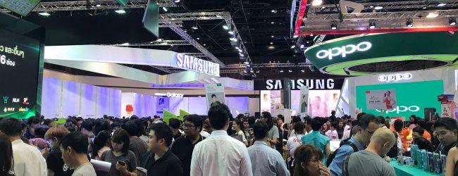 ส่องกระแสตลาดสมาร์ทโฟน จากงาน Thailand Mobile Expo 2017